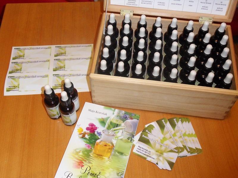Seminar iz Bachove cvetne terapije